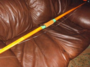 Hickory Stick bamboo backed 009