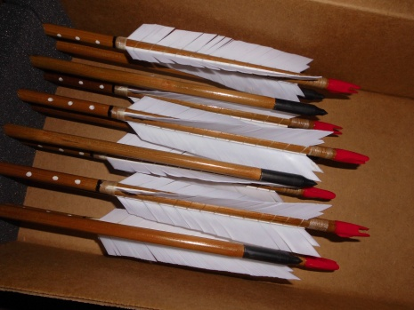 Bamboo Arrows (2)