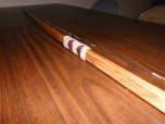"$150-English Hickory Longbow 40# @28"" 68"" long"