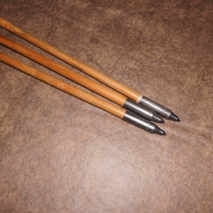 Bamboo Shaft Arrows