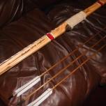 Handpainted Bamboo Longbow 9-24-15 (10)