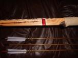 Handpainted Bamboo Longbow 9-24-15 (2)