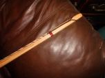Handpainted Bamboo Longbow 9-24-15 (4)