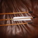 Handpainted Bamboo Longbow 9-24-15 (7)