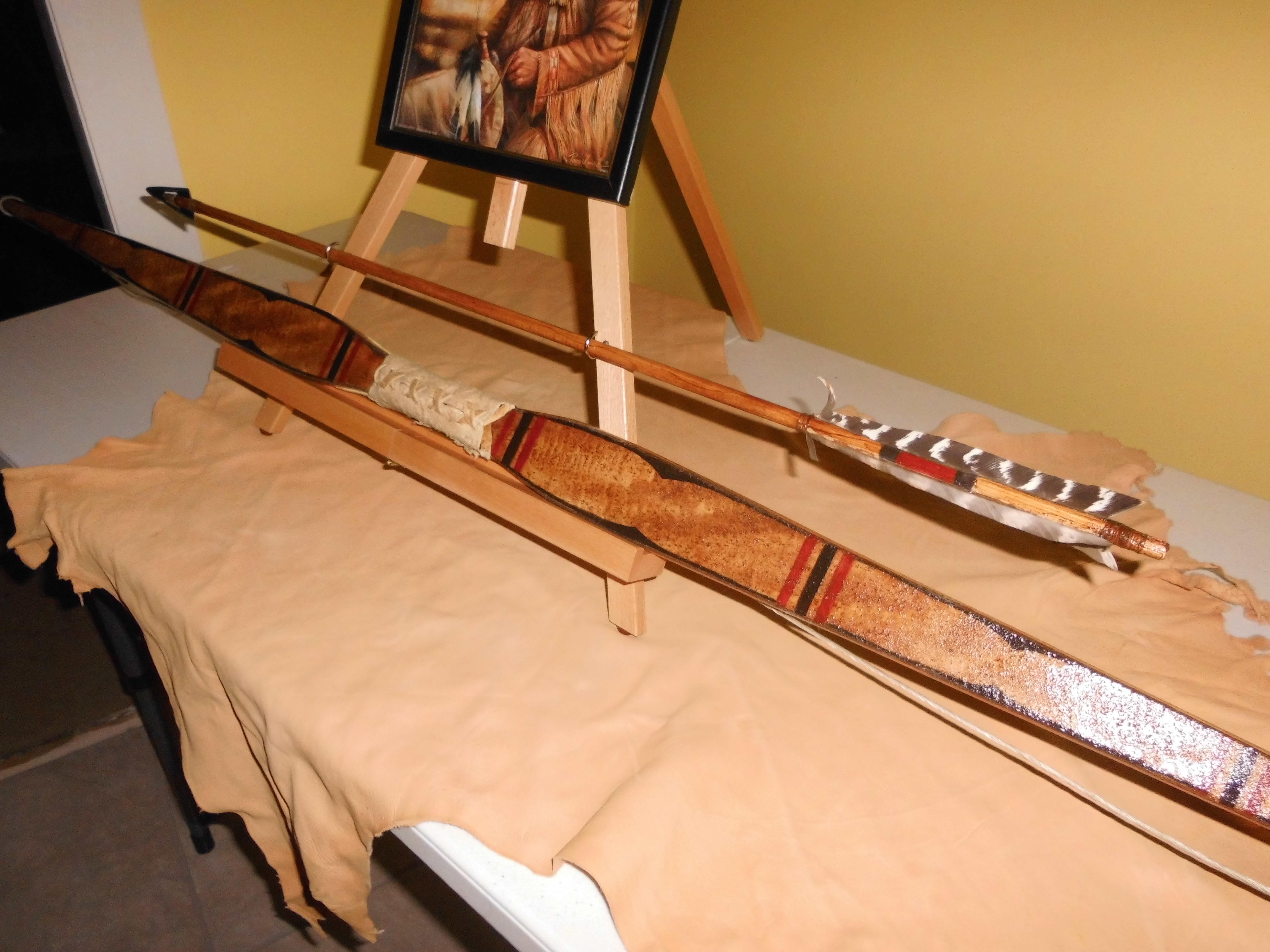 Dozen Hickory Arrow Shafts//Primitive Archery//Traditional Archery//Stave
